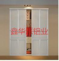 重庆衣柜门铝材图片
