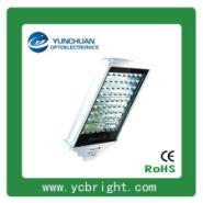 70W平板铝型材道路照明LED路灯图片