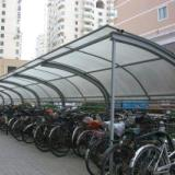 供应合肥自行车雨棚,合肥自行车雨棚制作,合肥自行车雨棚安装