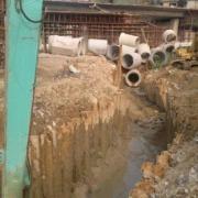 福建泉州排污工程