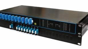 CWDM波分复用器4CH机架式图片
