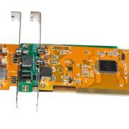 32位图像采集卡PCI内置AV视频采集图片
