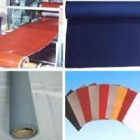 供应硅橡胶钢丝玻纤涂覆胶布