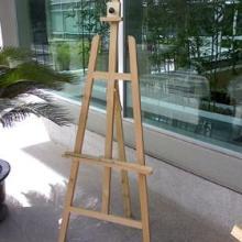 供应木制油画架三角支架铝合金画架