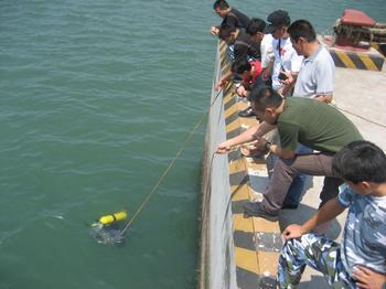 供应水下切割公司水下服务工程