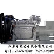 南宁柴油发电机/通柴发电机图片
