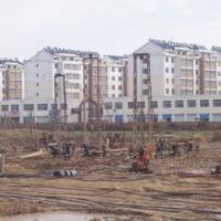供应江苏南京钻井队地源热泵打井专业钻岩石井潜孔锤钻机