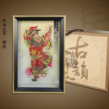 供应陕西剪纸工艺品厂家 陕北古老文化剪纸生产商 西安剪纸图片