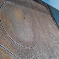 供应太仓Q235钢板切割、Q345、45#钢板数控火焰切割