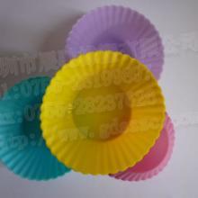 供应深圳硅胶蛋挞托,蝴蝶形硅胶蛋糕模批发