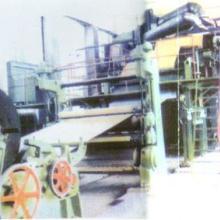 供应江苏万隆牌烧纸造纸机黄纸造纸机