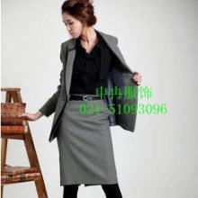 供应韩版女士西装西服套装女西装小外套批发