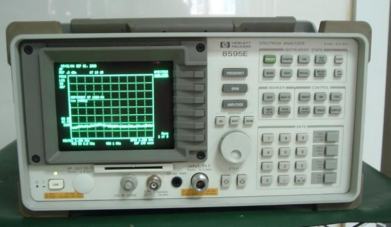 供应出售/HP8595E/频普分析仪/ HP8595E