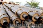 沧州钢管供应塑套钢保温管,钢套钢保温管道