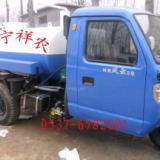 供应西藏昌都哪里有吸粪车厂家 改装吸粪车真空泵 环卫洒水车 吸污车价