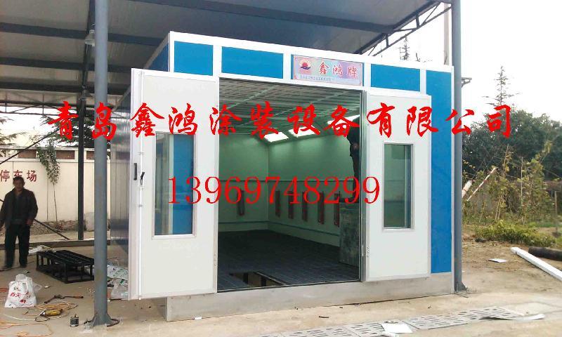 供应山东青岛电加热烤漆房生产供应商