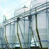 供应玻璃钢饲料塔