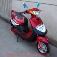 巧格电动摩托车升级版图片