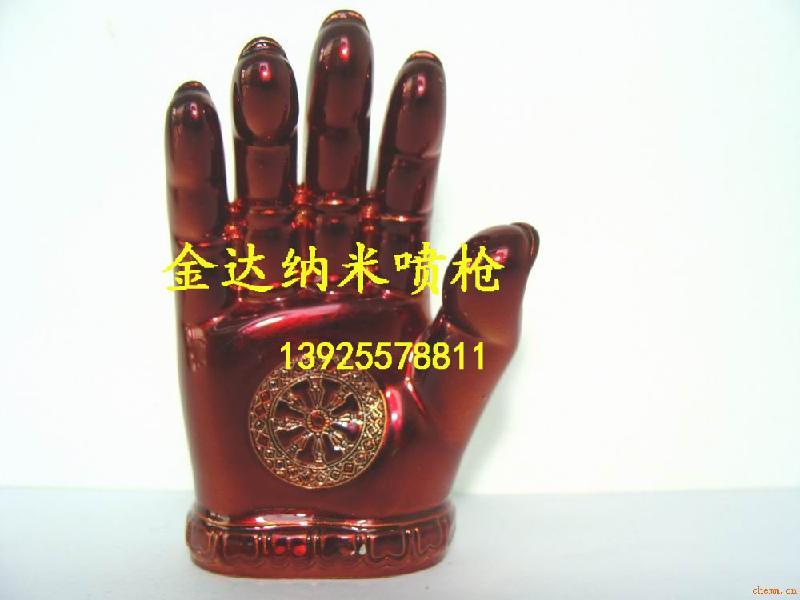 美容造型、广告喷绘等.技术参数下: 型号:hd-130涂料供给方