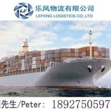 供应新西兰海运门到门澳大利亚海运加拿大海运费