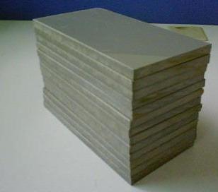 电镀级PVC硬板AB板广州供货商图片