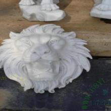 供应猴子头挂件喷水装饰品 石雕工艺品  动物石雕 石雕流水装饰