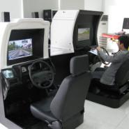 汽车汽车驾驶模拟训练仪汽车模拟图片