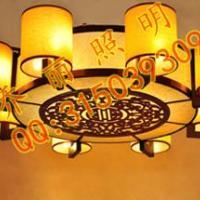 供应中式客厅吸顶灯酒店工程灯