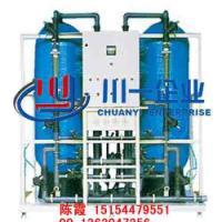 山东川一超纯水设备离子高纯水制取