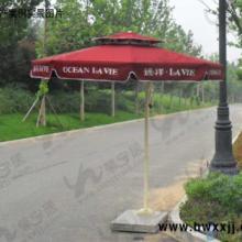 供应北京圆形岗亭伞