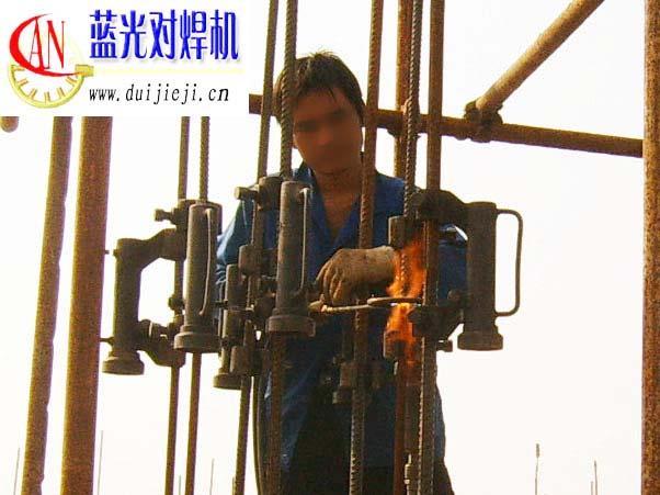 供应郑州钢筋气压焊对接机图片