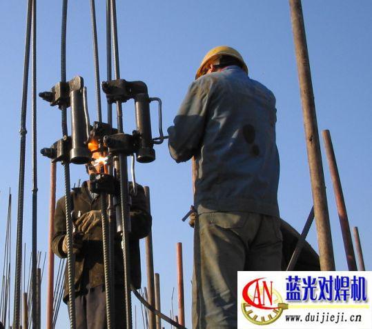 供应郑州钢筋气压焊对接机焊机钢筋气压焊图片