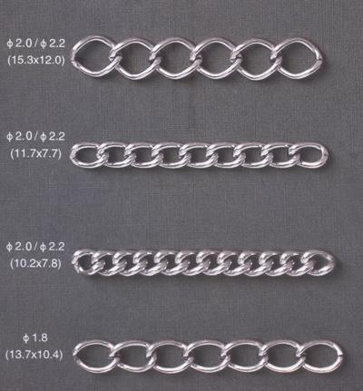 供应铁侧身链(扭链),侧身链,波珠链,O字链等链条