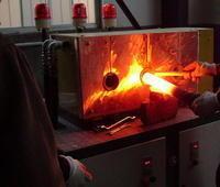 供应湖北建全五金配件高频热处理设备