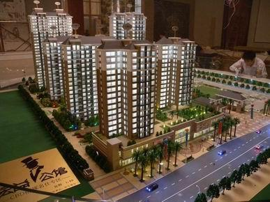供应恒信模型(深圳)设计有限公司,建筑模型制作,沙盘模型制作