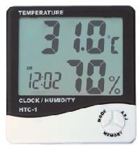 HTC-1温湿度计