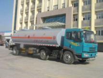供应解放化工液体运输车
