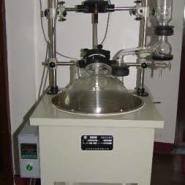 单层玻璃反应釜10L图片