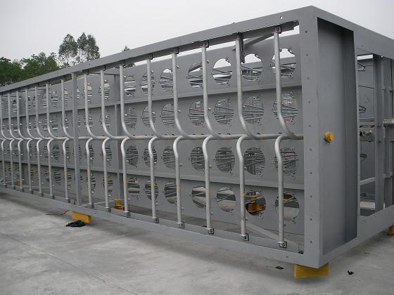 供应出口钢结构产品