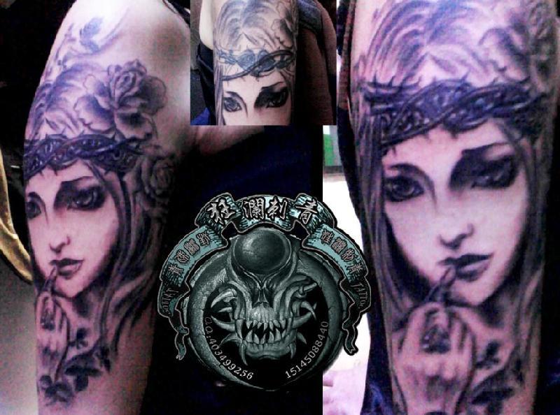 哈尔滨纹身去哪里图片|哈尔滨纹身去哪里样板图|纹身