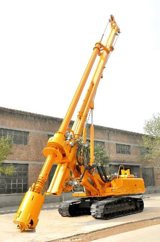 供应小型工程钻机旋挖钻机厂家价格图片