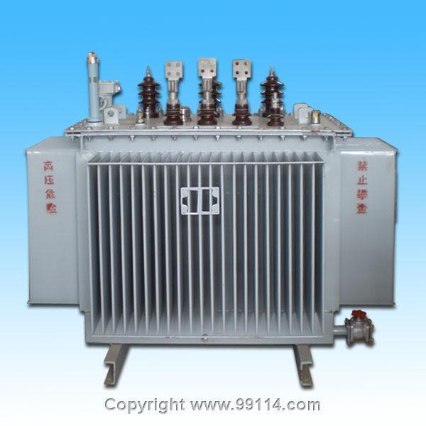 变压器型号_10KV电力变压器的型号规格和容量-