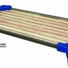 供应幼儿园童床儿童木床价格批发