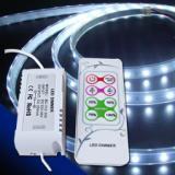供应RF无线遥控LED调光器单色灯带调光器