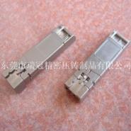光模块电子连接器SFP外壳图片