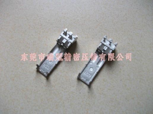 供应东莞光模块SFP电子连接器外壳压铸