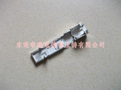 供应东莞电子连接器光模块RJ45SFP外壳压铸