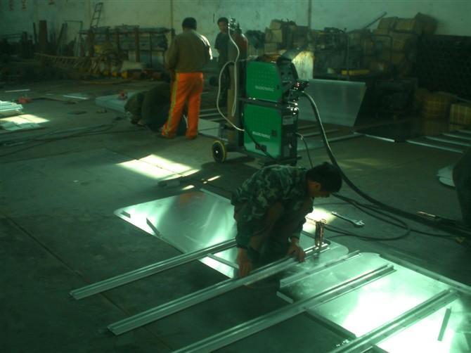 供应广告标牌焊机/标牌专用铝焊机