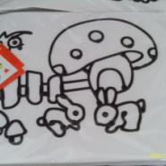 同心烤胶画儿童胶画手工烤画手工图片
