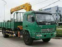 供应东风多利卡随车起重运输车价格,东风随车起重运输车厂商